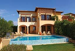 Aphrodite Hills Holiday Villas