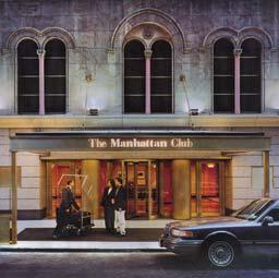 The Manhattan Club Penthouse Suites